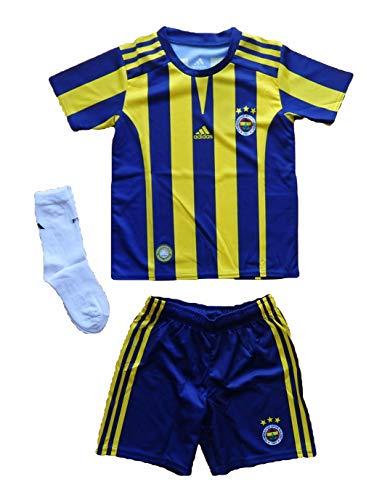adidas Fenerbahce Istanbul FB Kinder Mini Kit Set Fussball Größe 92 -