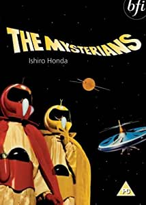 The Mysterians [1957] [DVD]
