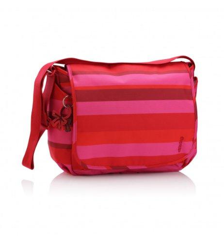 Preisvergleich Produktbild Okiedog Skagen Amor Tasche (Rot / Rosa)