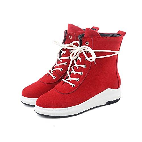 BalaMasa  Abl09602, Sandales Compensées femme red