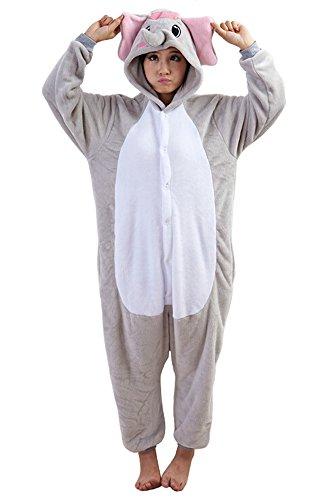 Tonwhar Unisex Kigurumi Schlafanzug, Schlafanzug, Kostüm, Cosplay, Homewear Gr. X-Large (Höhe : 174/180 cm), - Kigurumi Kostüm Schlafanzug