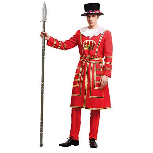 ostüm Beefeater, M-L (viving Costumes 203363) ()