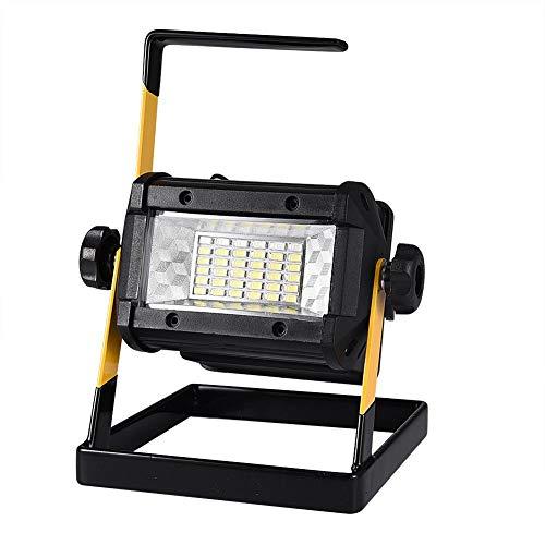 Dedeka 50W 2400LM Proyector LED Foco LED Exterior