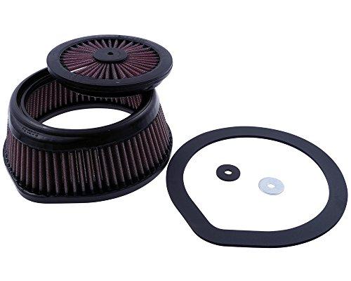 Luftfilter K&N für Husqvarna CR 125 2T H100AA 1999-2001 37 PS, 27 kw (Husqvarna 125 1999 Cr)