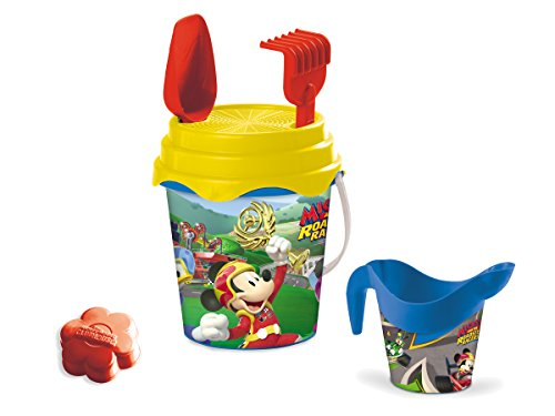 Mondo 18535 - Set da Spiaggia Mickey Bucket Set