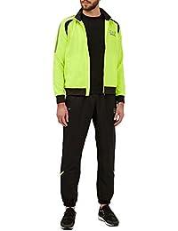 b8dffb086ee4d1 Emporio Armani EA7 combinaison pantalon et sweat-shirt homme fashion jaune