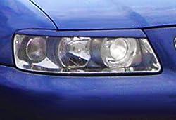 KG DEPO Scheinwerfer rechte Seite Beifahrerseite Chrom H1 H7 W5W f/ür LWR AD Tuning GmbH /& Co