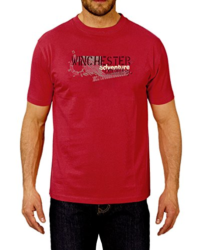 winchester-spargo2-tee-shirt-manches-courtes-taille-2xl-rouge