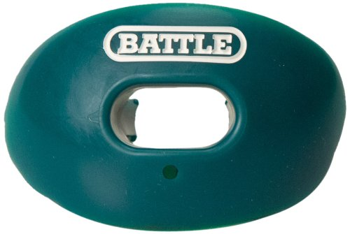 Battle Oxygen Lip Protector Mouthguard, Green -