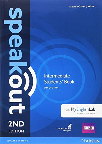 Speakout 2nd Edition Extra Intermediate Students Book/DVD-ROM/MyLab/Study Booster Spain Pack
