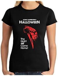 John Carpenter Halloween Ladies T-Shirt