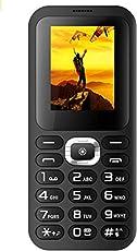 IKALL I Kall 8000 mAh Power Bank Feature Phone (Black/Red,K37 New)
