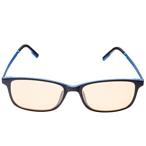 Lumin Night Driving Brille SOL - Allwetterbrille für Regen-, Nebel- und Nachtfahrten - Verbesserte Verkehrssicherheit - UVA- und UVB-Schutz - Reduzierte Augenbelastung und Kopfschmerzen - Unisex Style
