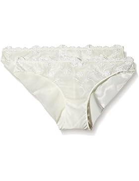 iB-iP Mujer Mallas Con Estilo Transparente De La Encaje Bowk Muslo Medias Panty