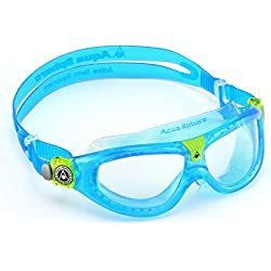 Aqua Sphere Seal Kid 2 Swimming Goggles - Aqua (Clear Lens)