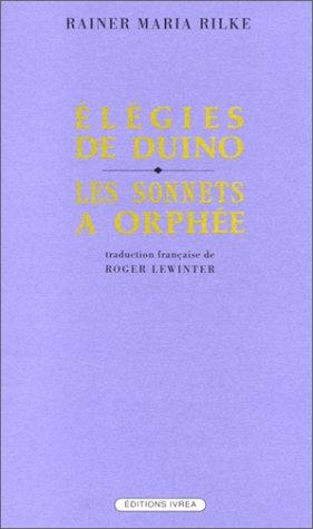 Elégies de Duino, Sonnets à Orphée