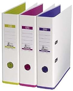 MyColour lot de 8 cm-blanc-lot de stylos plume-plumes eLBA 100023638 pP vE = 10