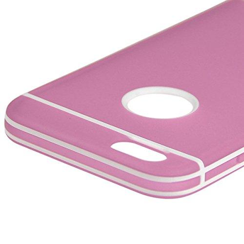Enkay Housse de protection Coque souple en TPU pour iPhone 6 rose