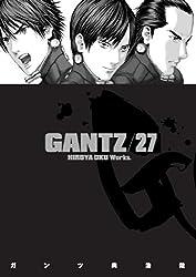 Gantz Volume 27