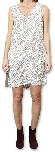 School Rag -  Vestito  - Donna beige 40 (Taglia Produttore: 1)