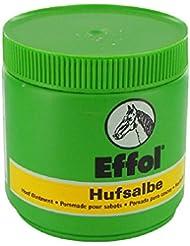 Effol - Pomada para Cascos de Caballo Grasa Tarro de 500 ml Color Verde