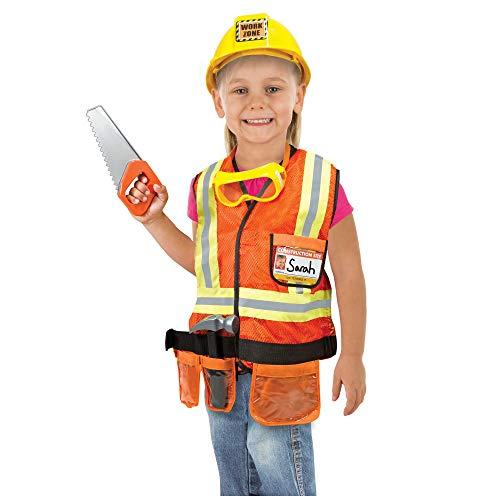 Melissa & Doug Kinderkostüm - Bauarbeiter Kostüm Für Erwachsene