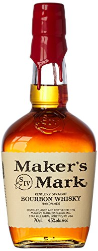 Maker'S Mark Kentucky Straight Bourbon Whisky (1 x 0.7l)