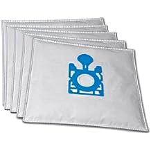 5 bolsas para aspiradora premio compatible con Solac / SP Mat 502