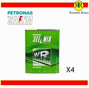 OLIO SELENIA WR FORWARD SAE: 0W30 ACEA C2 EURO 6 LITRI 4