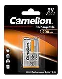 Camelion NH-9V200BP1 Rechargeable battery Nichel-Metallo Idruro (NiMH)