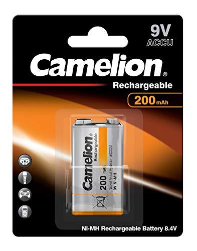 Camelion 17020122 accu 9 Volt Block / 200mAh sous blister