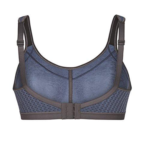 Anita Active Damen BH Silber-Blau
