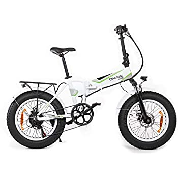 Bicicleta ELECTRICA Plegable Mod. Traveller (All Road Blanca ...