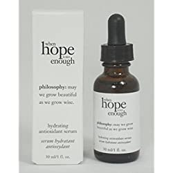 PHILOSOPHY When Hope Is Not Enough 1 oz Hydrating Antioxidant Serum