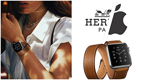 hermes-apple-watch-38mm-stainless-steel-double-tour-model-fauve-berenia-calf-leather-brown