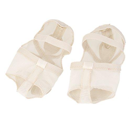 1 Paar Tanzschuhe Bauchtanz Fußpolster Schuhe Tanz - M, M
