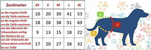 Petsweare wasserdicht saugfähigkeit waschbare robuste Wiederverwendbare Hundewindeln inkontinenzunterlage für männlichen Welpe und Hunde 3 Pack (Large, Scottish, Schwarz, Grün)