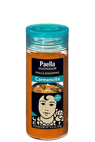 Carmencita Paella Gewürzmischung 295g