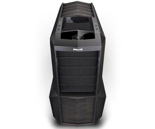 Zalman-Z11-Midi-Tower-PC-Gehuse-ATX-4x-525-externe-5x-35-interne-4x-USB-20-schwarz
