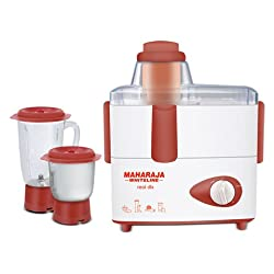 Maharaja Whiteline Real Plus Juicer Mixer Grinder