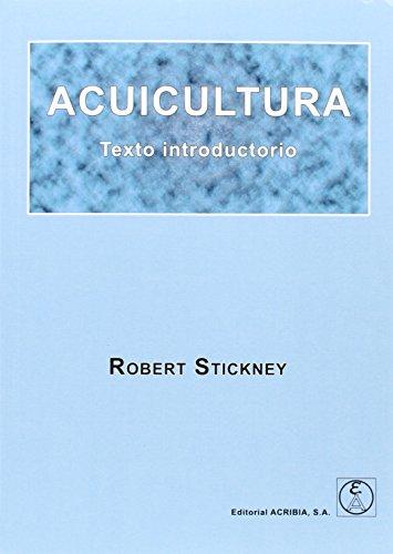 ACUICULTURA. Texto introductorio