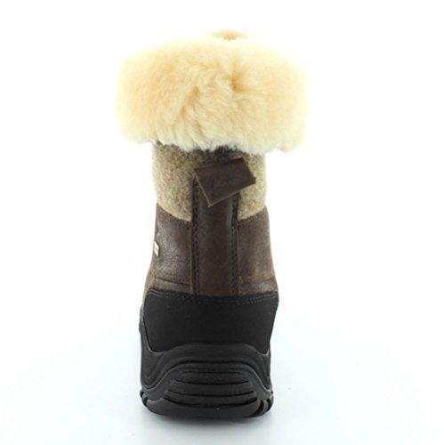 Stivali per le donne, colore Bianco , marca UGG, modello Stivali Per Le Donne UGG W ADIRONDACK BOOT II Bianco STT
