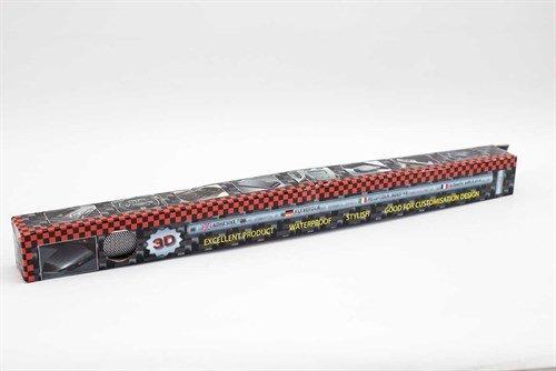 DiversityWrap - Pellicola adesiva opaca e satinata per car wrapping e finiture, dimensioni 50 cm x 1,52 m (0,5 m x 1,52 m - 19' x 59') - bianco