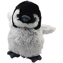 Wild Republic 10844 - Pingüino de peluche (17 cm)
