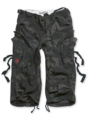 Surplus Herren Shorts Engineer Vintage 3/4 Shorts 07-5597