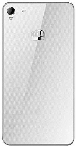 Micromax Canvas Fire 2 A104 (White-Gold, 1.5GB)
