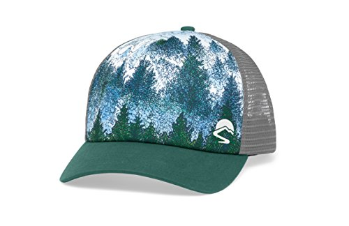 Sunday Afternoons Artist Series Trucker Cap, Woodland, One Size