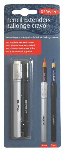 derwent-pencil-extenders-blister-pack-for-use-with-7mm-and-8mm-diameter-pencils-screw-fitting-and-so