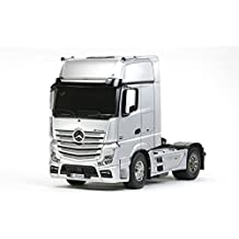 Tamiya Mercedes-Benz Actros 1851 - Radio-Controlled (RC) land vehicles (Cochecito de juguete)