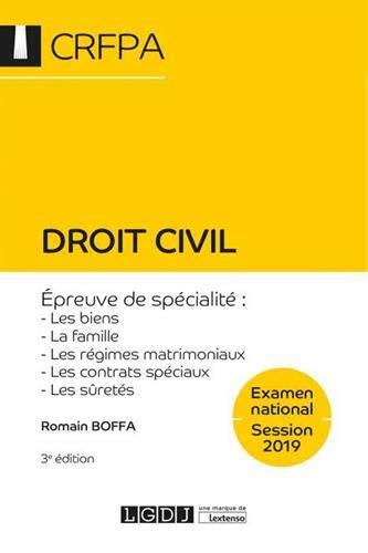 Droit civil par  (Broché - May 7, 2019)